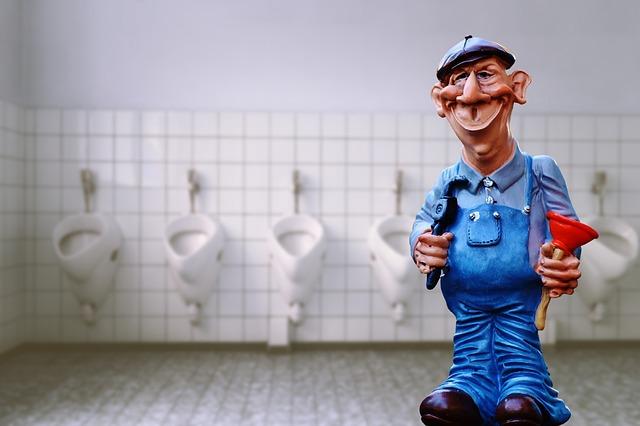 Come mantenere una toilette bloccata dal diventare una catastrofe idraulica