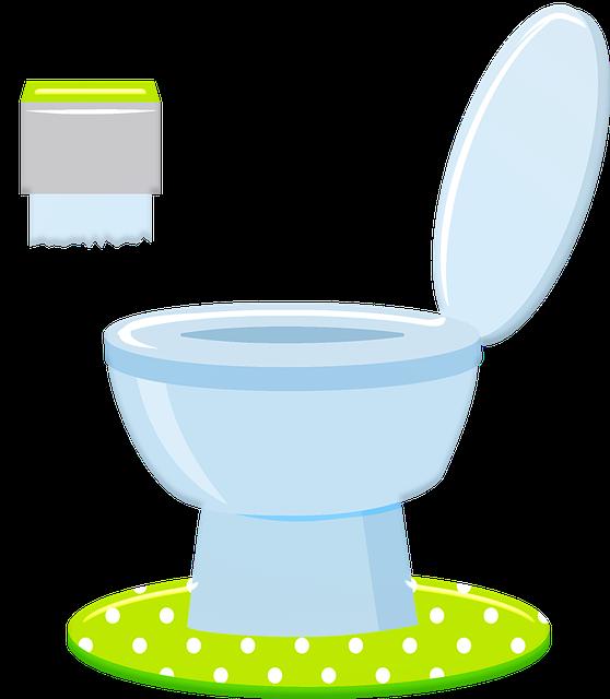 Perché alcuni servizi igienici hanno spazi vuoti sul davanti?